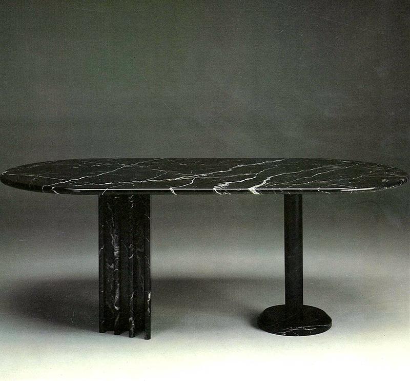 Tavolo marmo design ispirazione interior design idee - Tavolo marmo design ...
